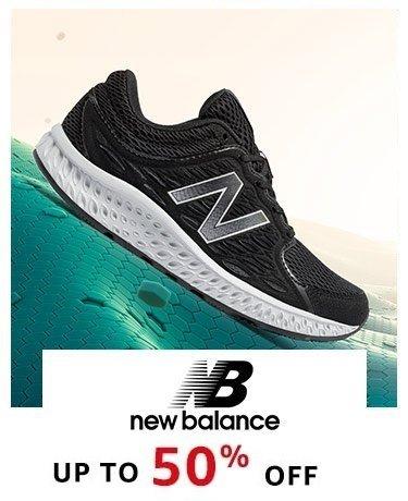 New Balance : Upto 50% off