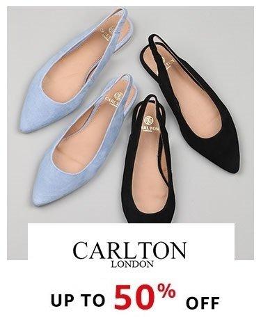 Carlton London : Upto 50% off