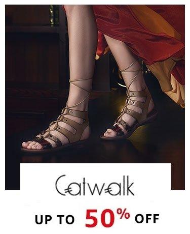 Catwalk : Upto 50% off