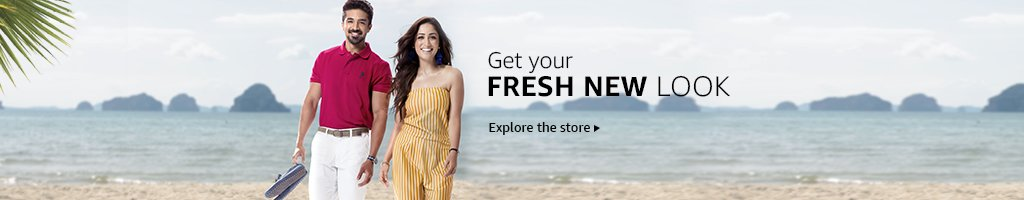 Get your fresh new look