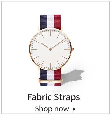 Fabric Straps