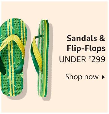 Sandals & Flip - flops