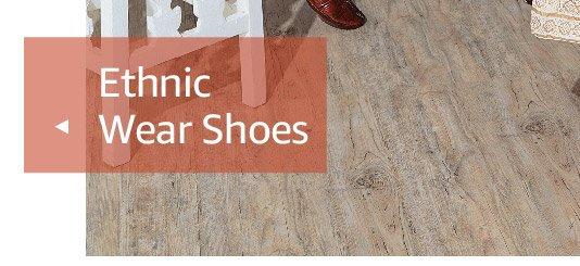 Ethnic wear Shoes