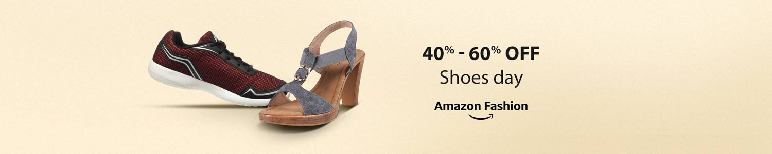 40% - 60% off | Shoes Day