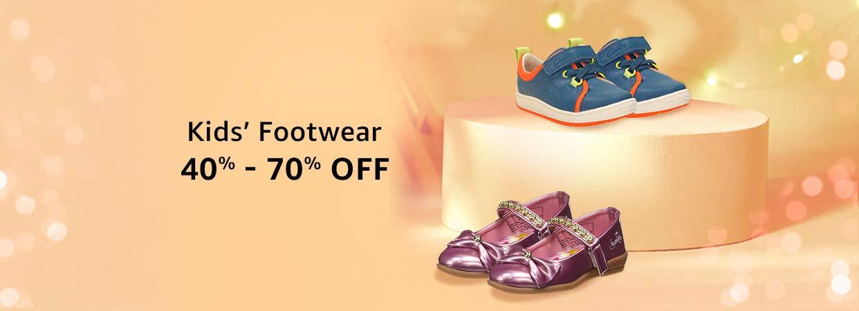 Kids' Footwear | 40%-70% off