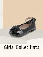 Girls' Ballet Flats