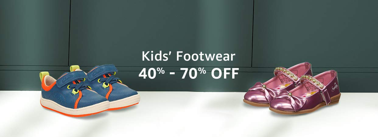Kids' Footwear | 40%-70% off