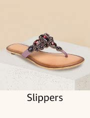 Slippers 40% - 70% Off