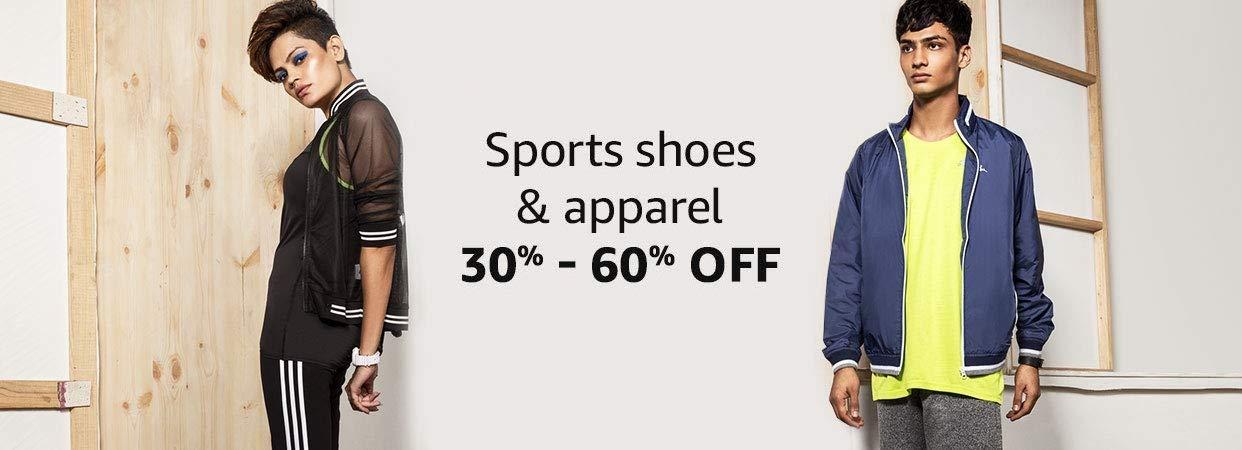 30% - 60% Off Sportswear