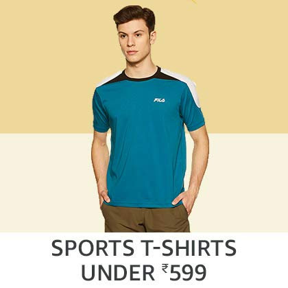 Sports T-Shirts Under Rs.599