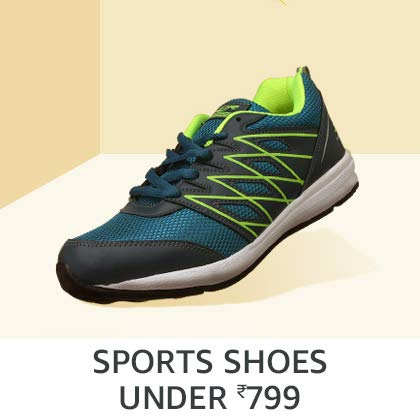 Sports Shoes Under Rs.799