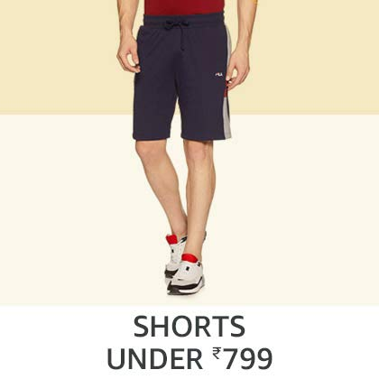 Shorts Under Rs.799