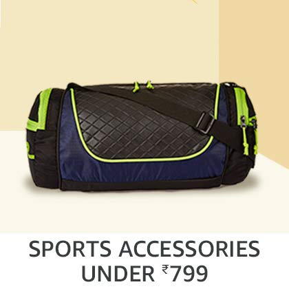 Sports Accessories Under Rs.799