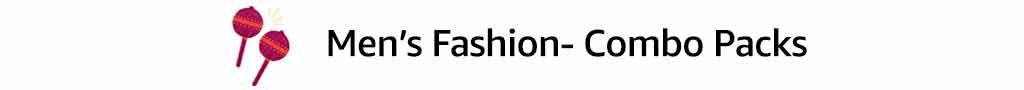 Men's Fashion Combo Packs
