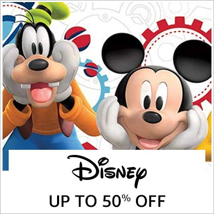 Disney Up To 50% Off