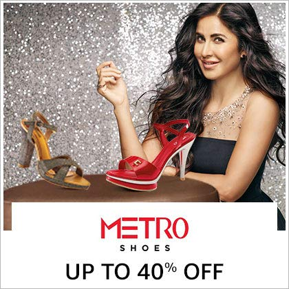 Metro Up To 40% Off