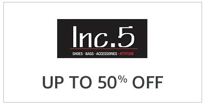 Inc.5 Up To 50% Off