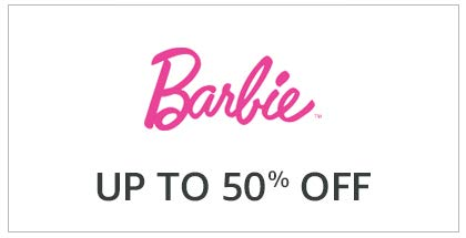 Barbie Up To 50% Off