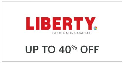 Liberty Up To 40% Off