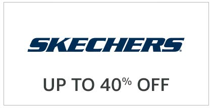 Skechers Up To 40% Off