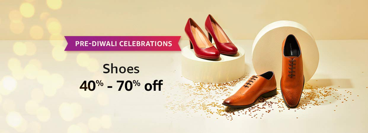 Shoes 40% - 70% Off
