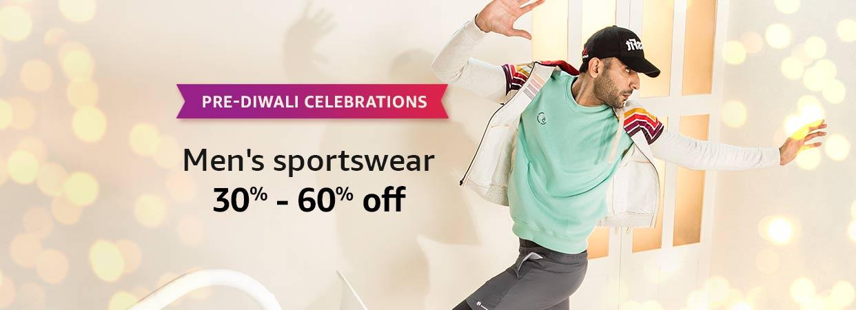 40% - 70% Off Men's Sportswear