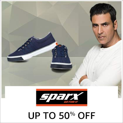 Sparx Up To 50% Off