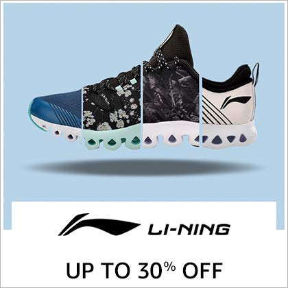Li-ning Up To 30% Off
