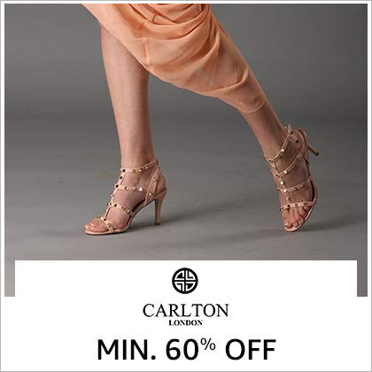 Carlton London Min. 60% Off