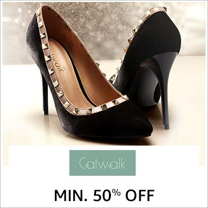 Catwalk Min. 50% Off