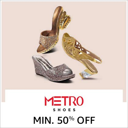 Metro Min. 40% Off
