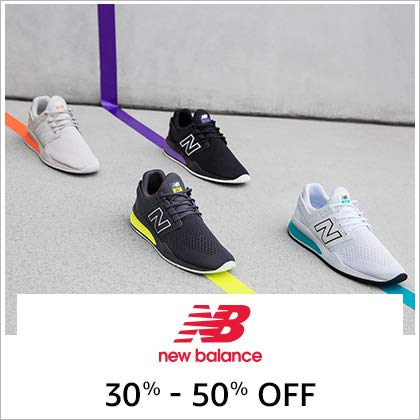 New Balance 30% - 50% Off