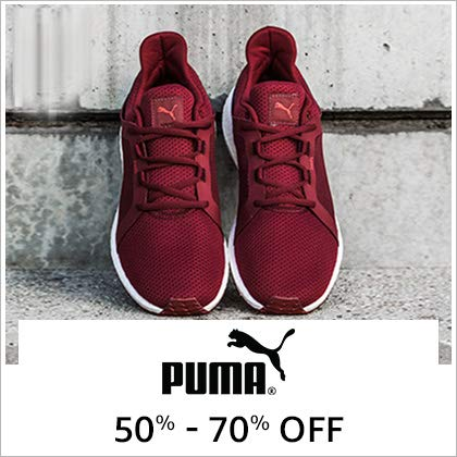 Puma 50% - 70% Off