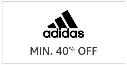adidas Min. 40% Off