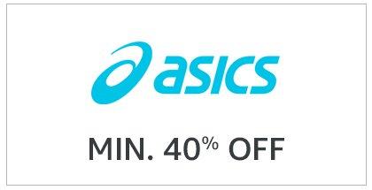 Asics Min. 40% Off
