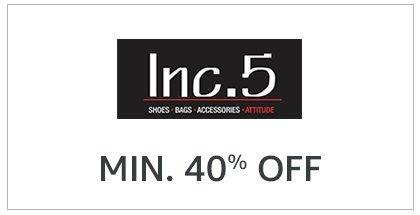 Inc.5 Min. 40% Off