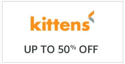 Kittens Up To 50% Off
