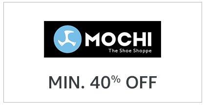 Mochi Min. 40% Off