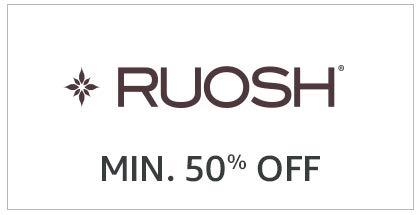 Ruosh Min. 50% Off