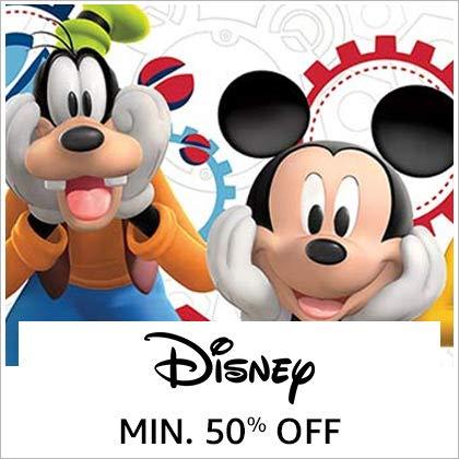 Disney Min. 50% Off