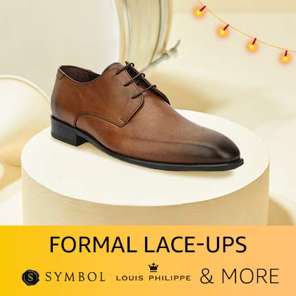 Formal Lace-Ups