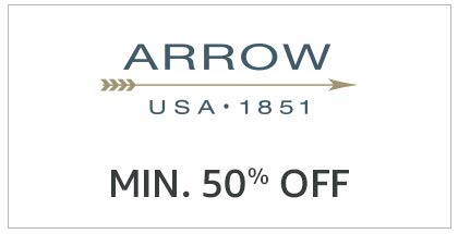 Arrow Flat 50% off
