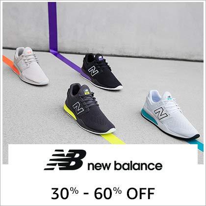 New Balance 30% - 60% Off
