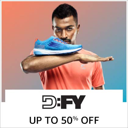 D:FY Up To 50% Off