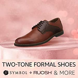 Two Tone Formal Shoes