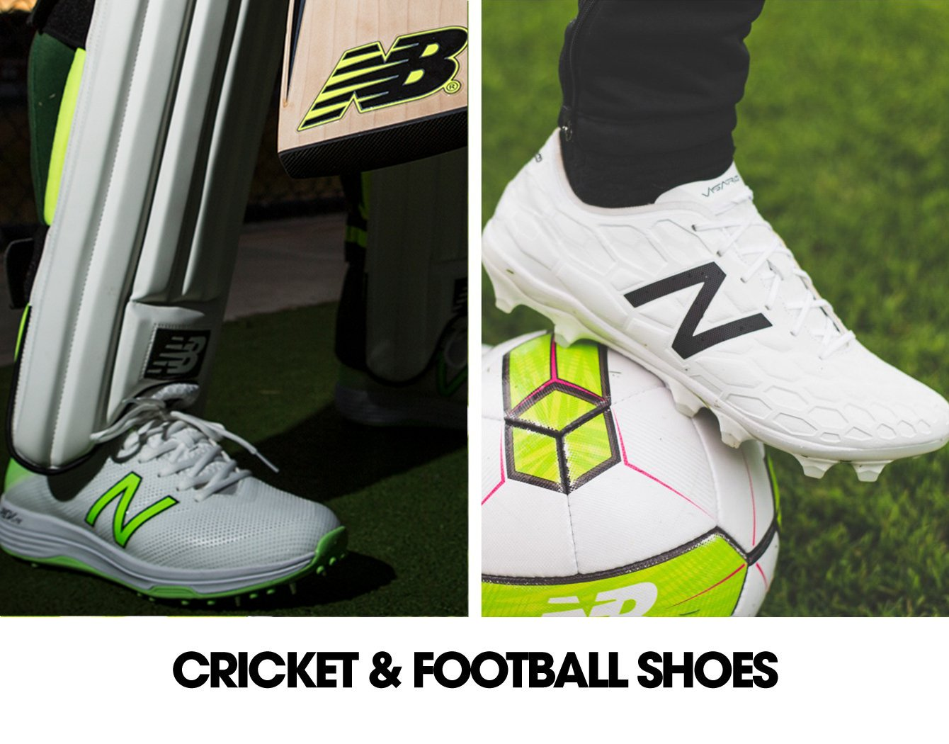 Cricket and Football Shoes