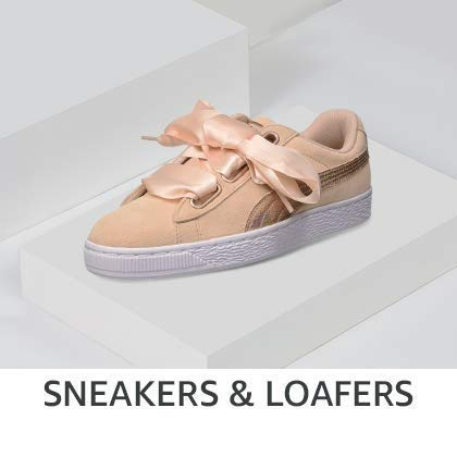 Sneakers & Loafers