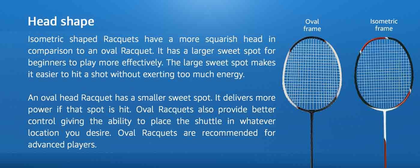 Squash racquet guide choosing the right racquet | sportsmans.