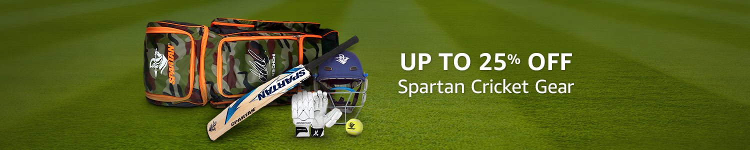 Spartan Cricket Gear