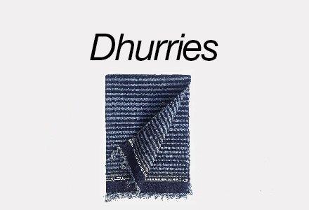 Dhurries
